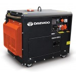 Генератор Daewoo DDAE 6100SE-3