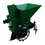 Картофелесажалка КСМ-1Ц (зеленый)